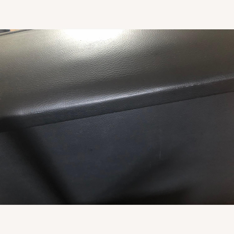 Star International Black Leather Futon & Sleeper Sofa - image-8