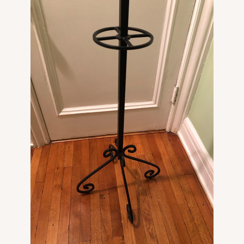 Room & Board Sturdy Black Coat Rack - image-3