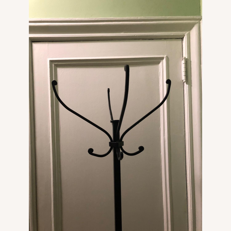 Room & Board Sturdy Black Coat Rack - image-2
