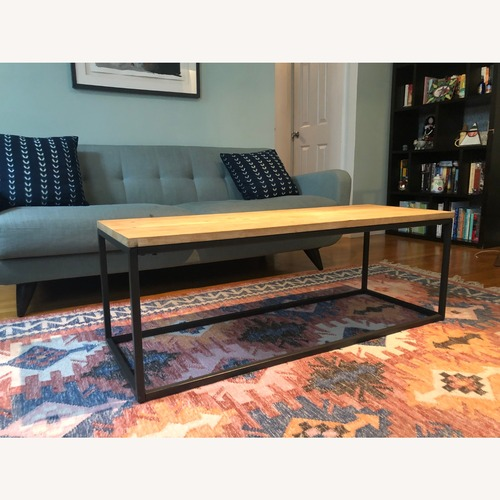 Used West Elm Streamline Coffee Table for sale on AptDeco