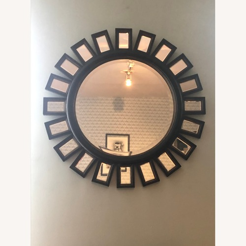 Used One King's Lane Round Mirror for sale on AptDeco