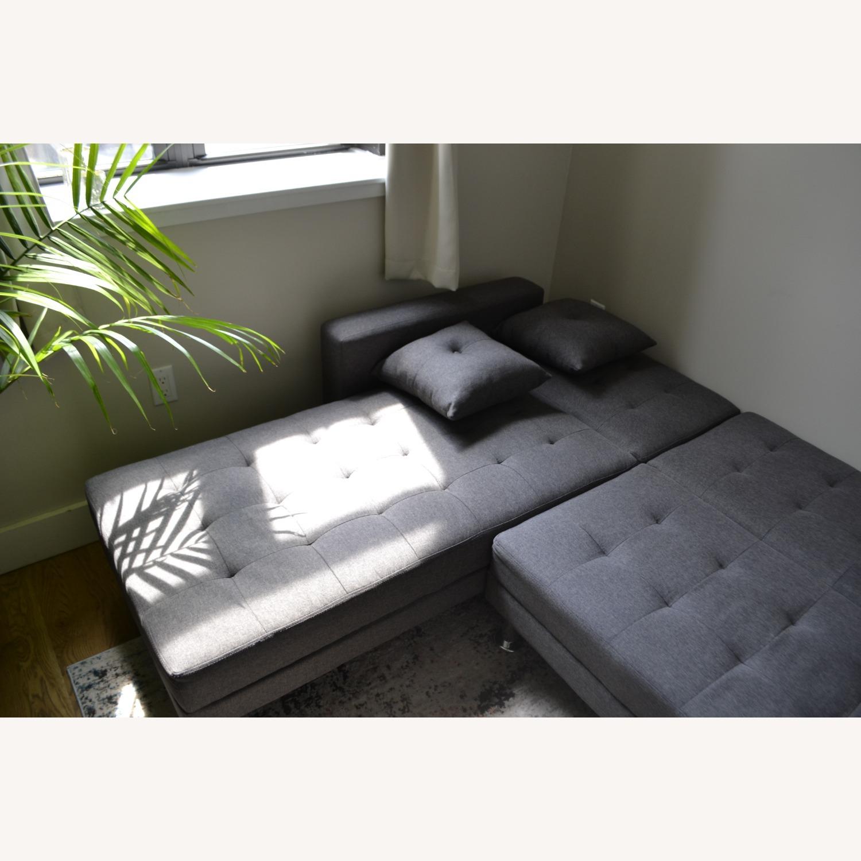 Mercury Row Nuttall Reversible Sleeper Sectional - image-5