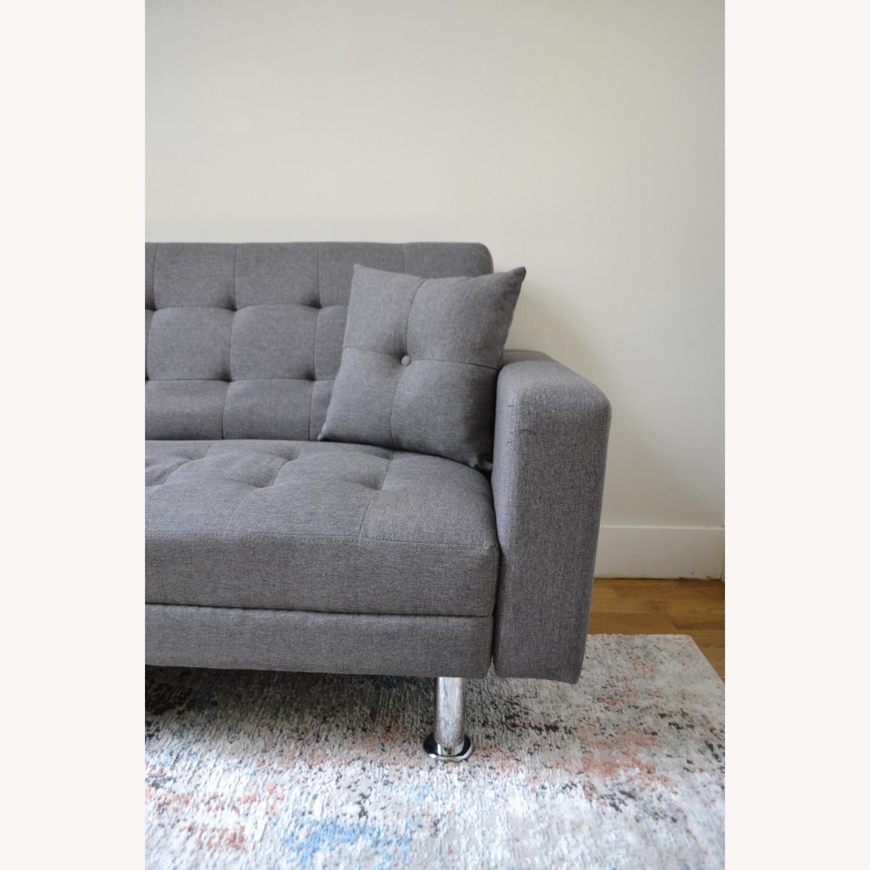 Mercury Row Nuttall Reversible Sleeper Sectional - image-3
