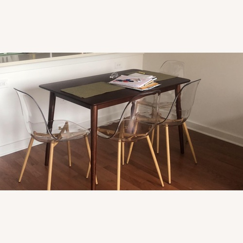 Used 4 Seater Dining Table for sale on AptDeco