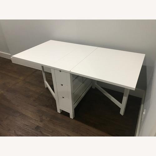 Used IKEA NORDEN Gateleg Table for sale on AptDeco