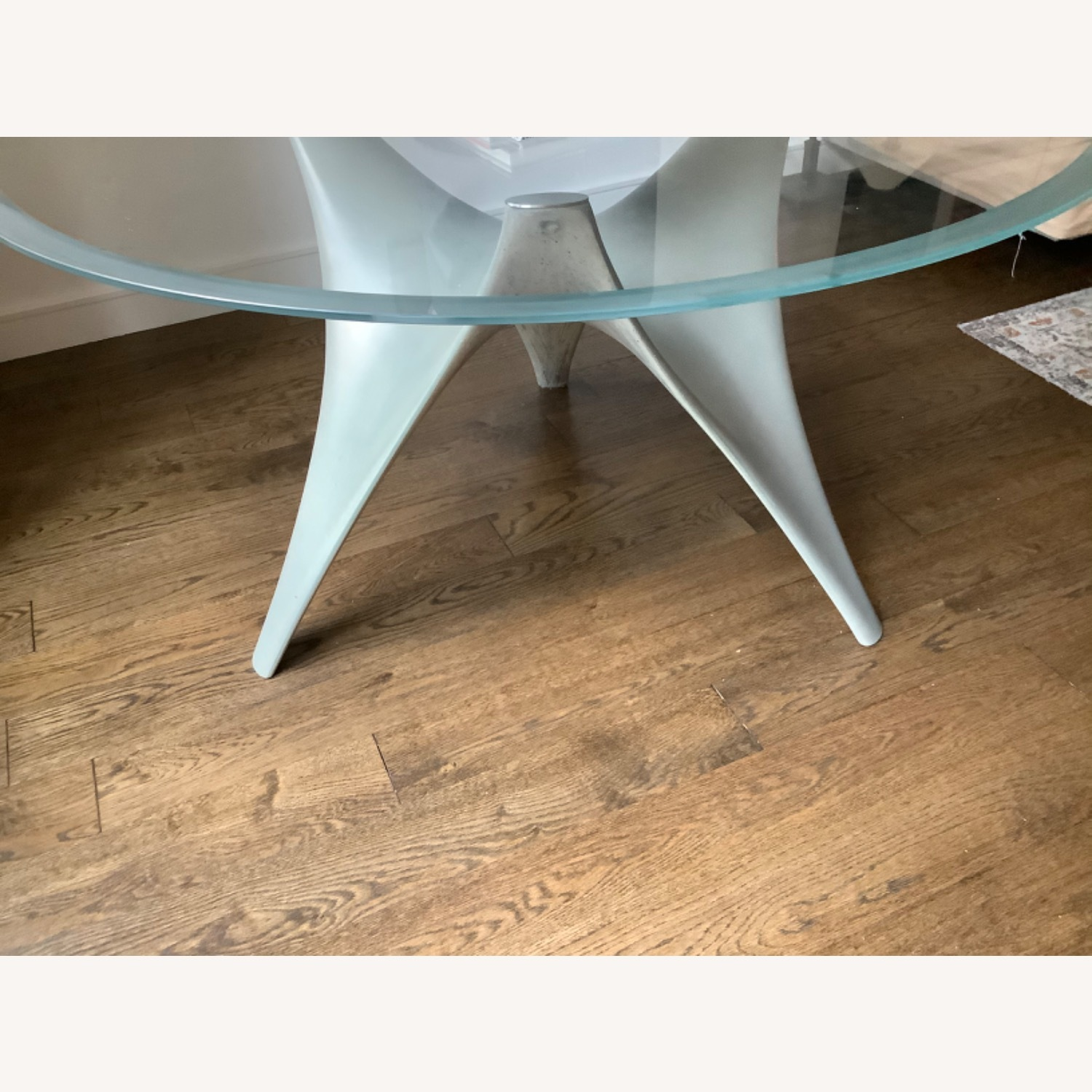 Molteni Arc Dining Table - Grey - image-3