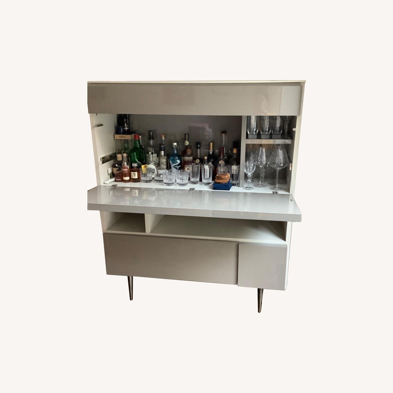 Molteni Bar Cabinet - image-0