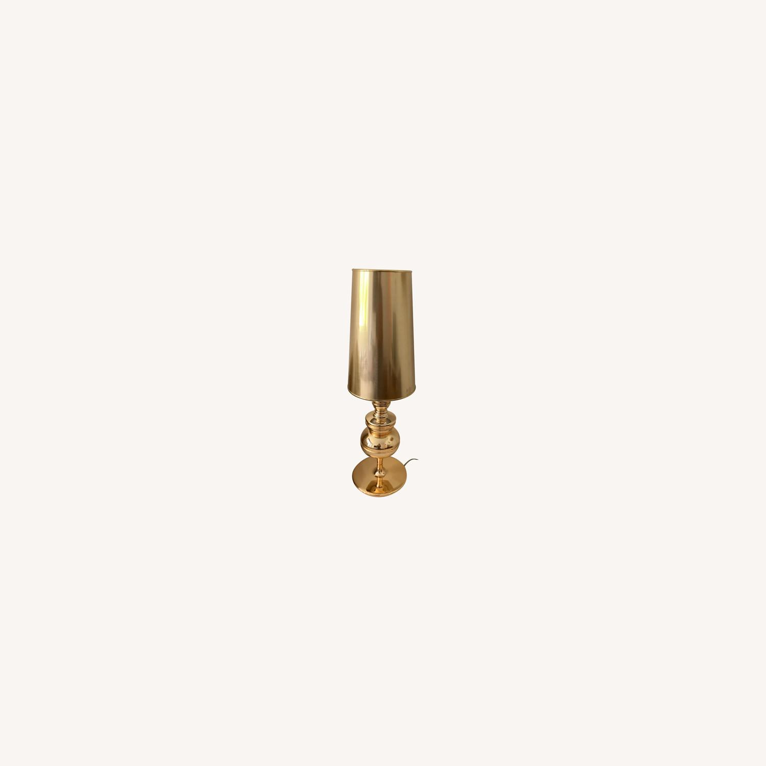 ABC Carpet and Home Gold Table Lamps - image-0