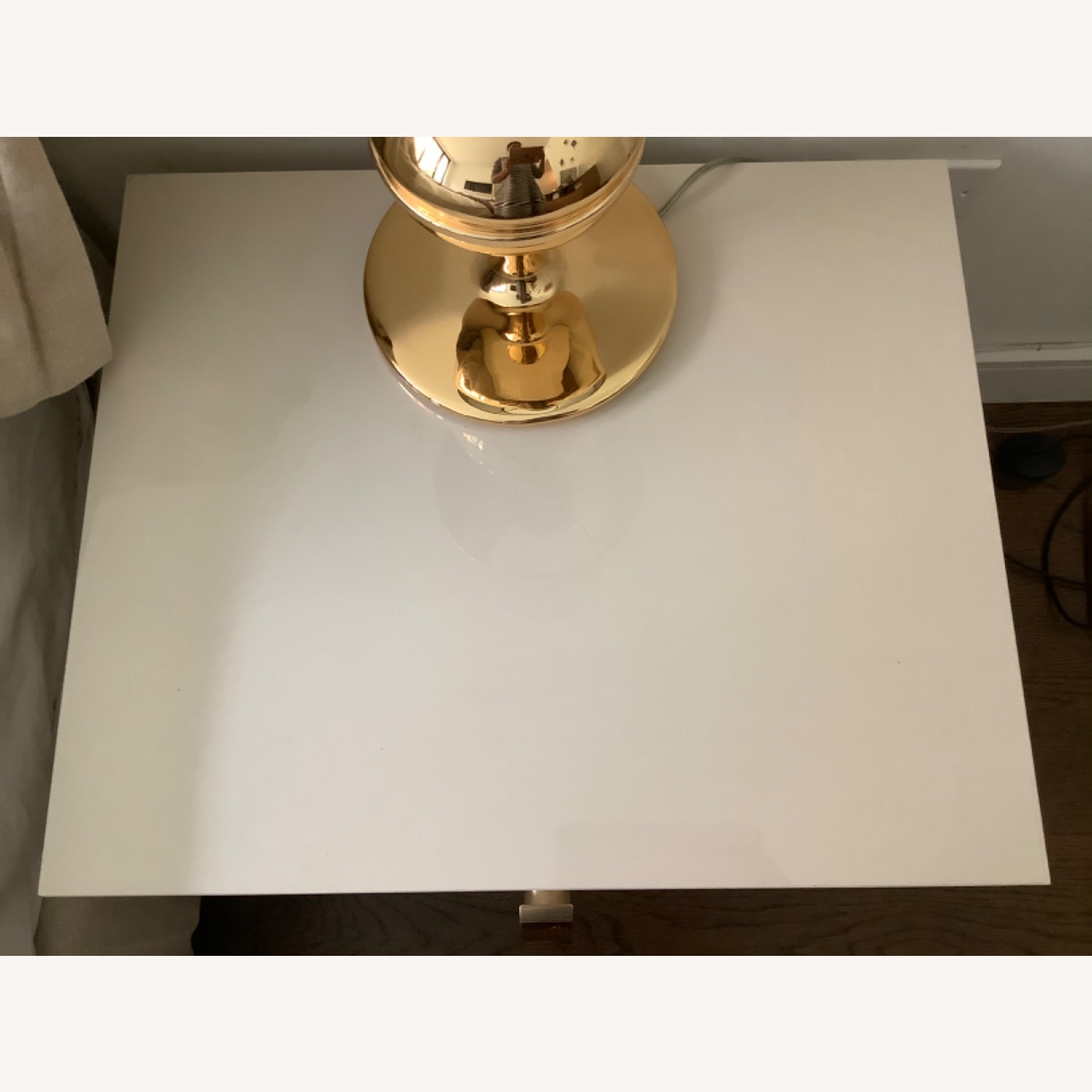ABC Carpet and Home Gold Table Lamps - image-5
