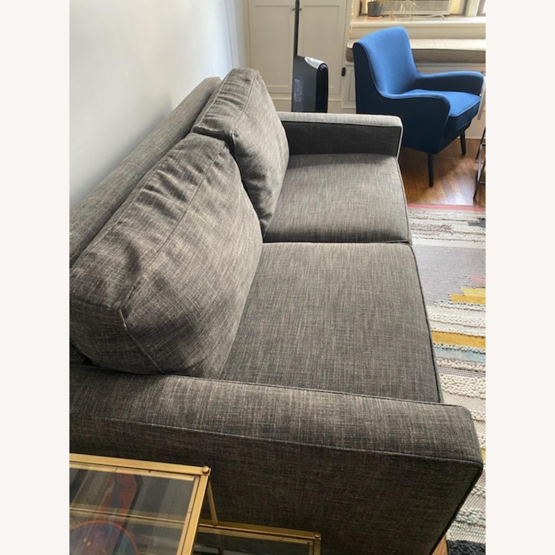 West Elm Grey Deluxe Henry Sleep Sofa - image-4