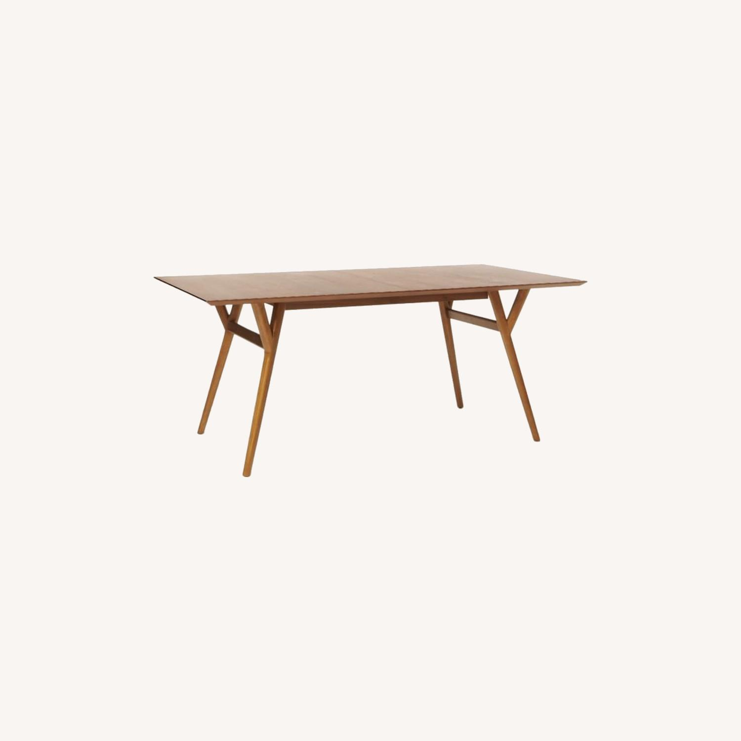 West Elm Mid-Century Expandable Dining Table - image-0