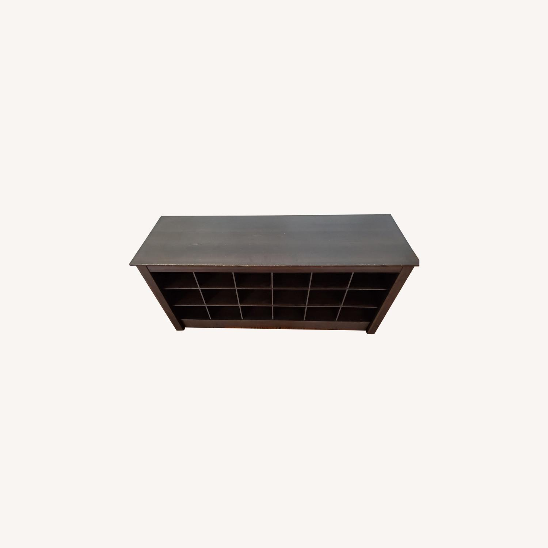 Shoe Storage Bench - image-0