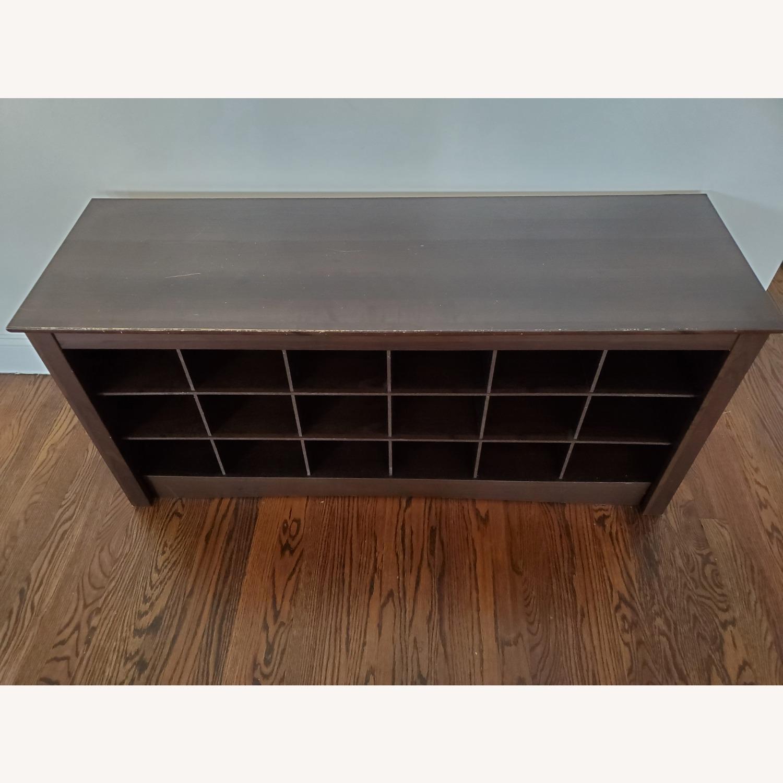 Shoe Storage Bench - image-1
