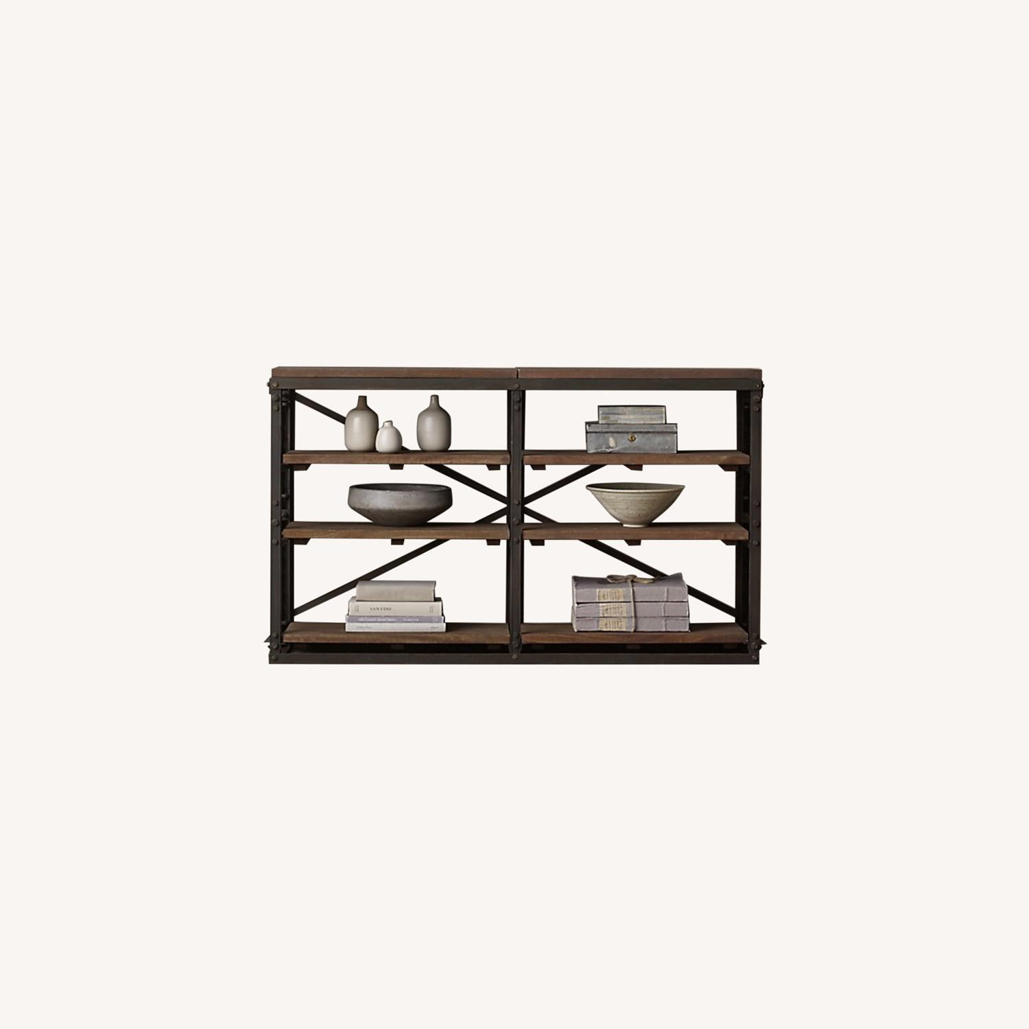 Restoration Hardware French Library Console Tables - image-0
