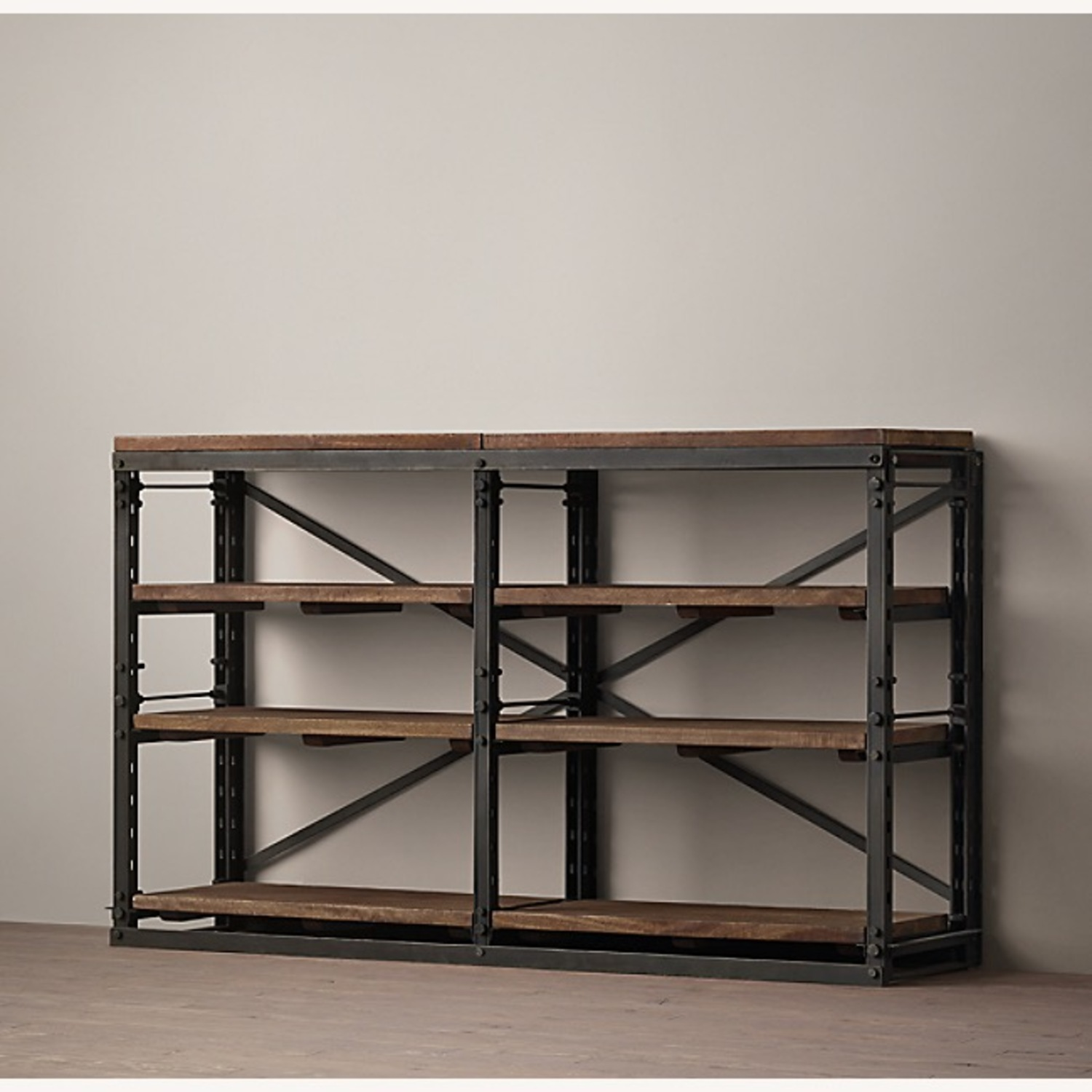 Restoration Hardware French Library Console Tables - image-2