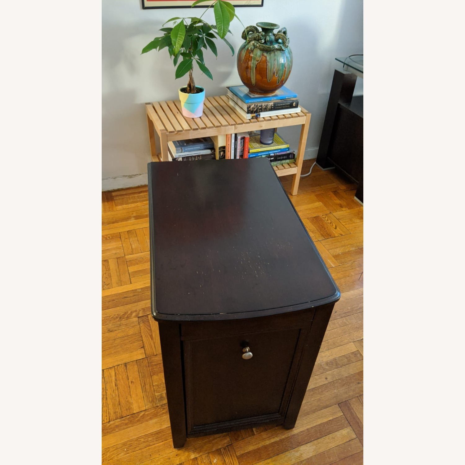 Side Table with Storage Space - image-4