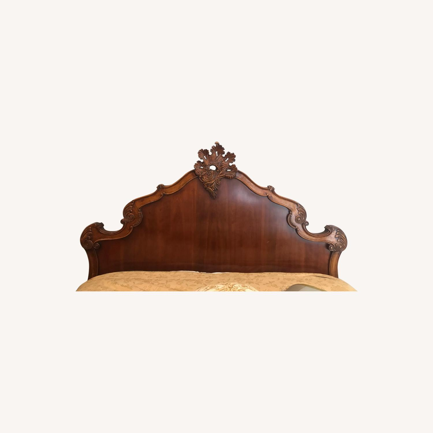 French Country style King Size Bed - image-0