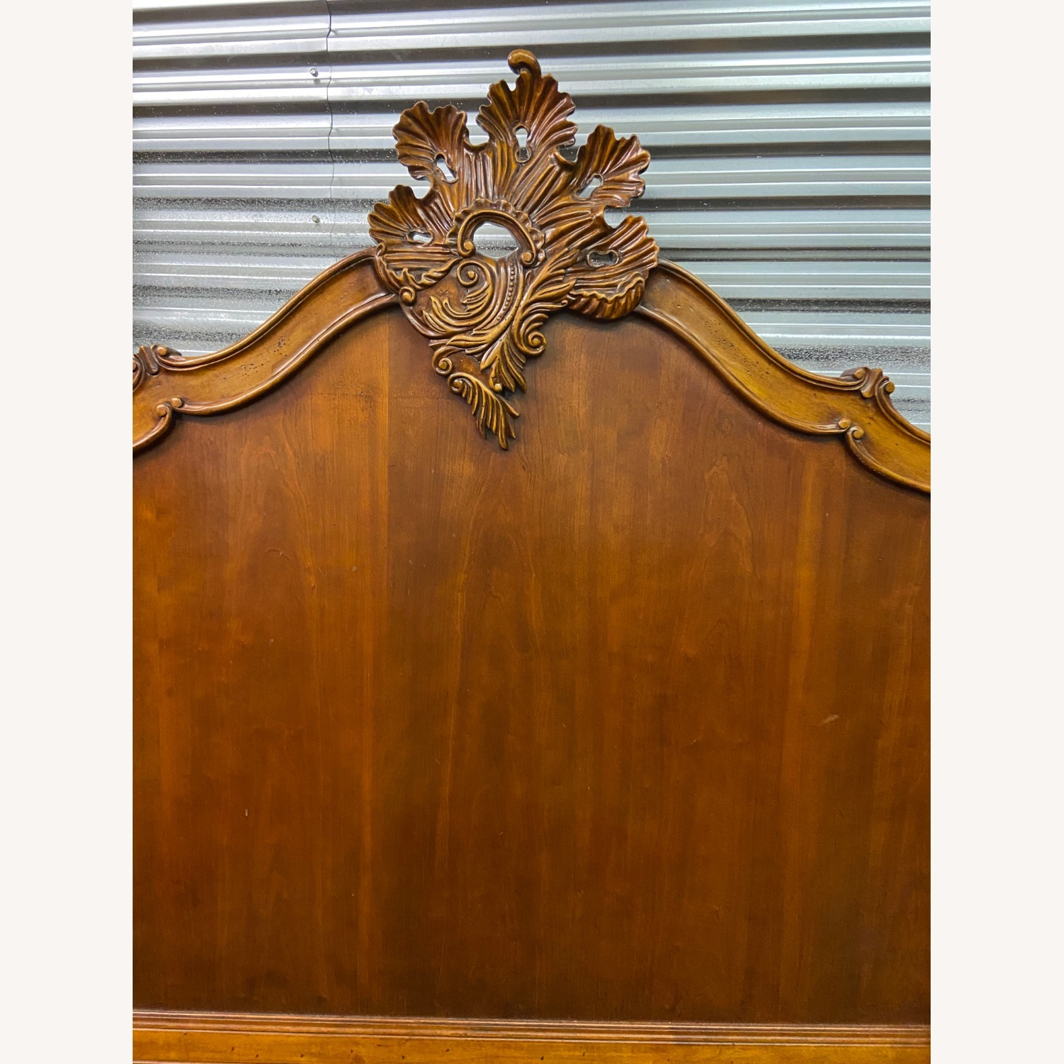 French Country style King Size Bed - image-3