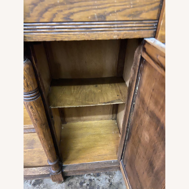 Antique Hall rack - image-7