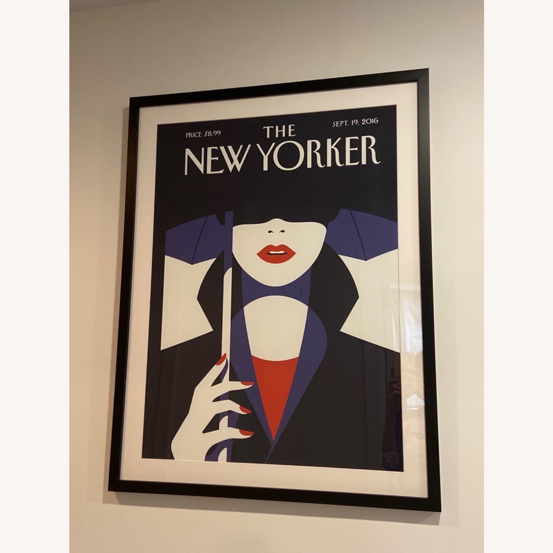 New Yorker Framed Print - image-3