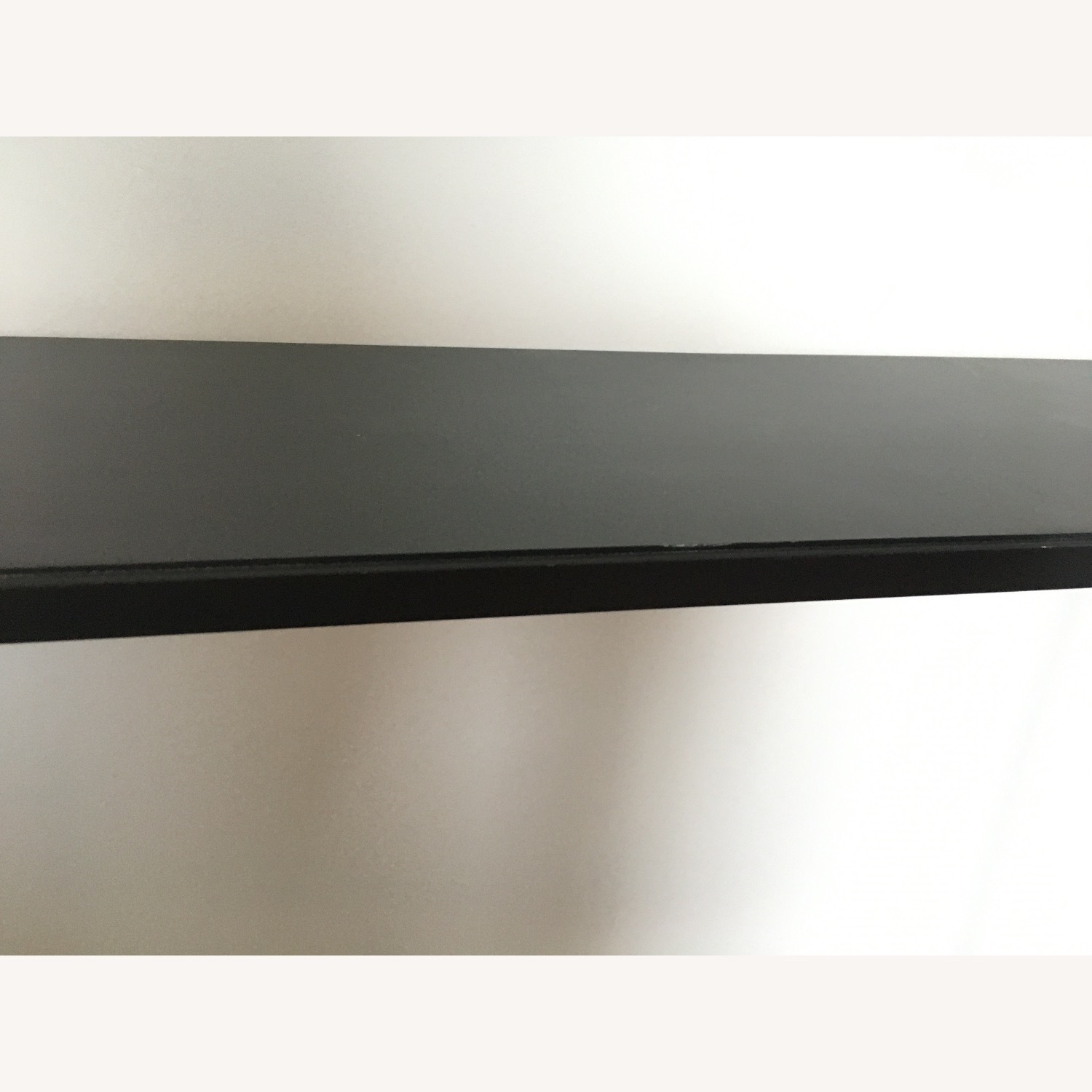 Room & Board Slim Console Table Natural Steel - image-8