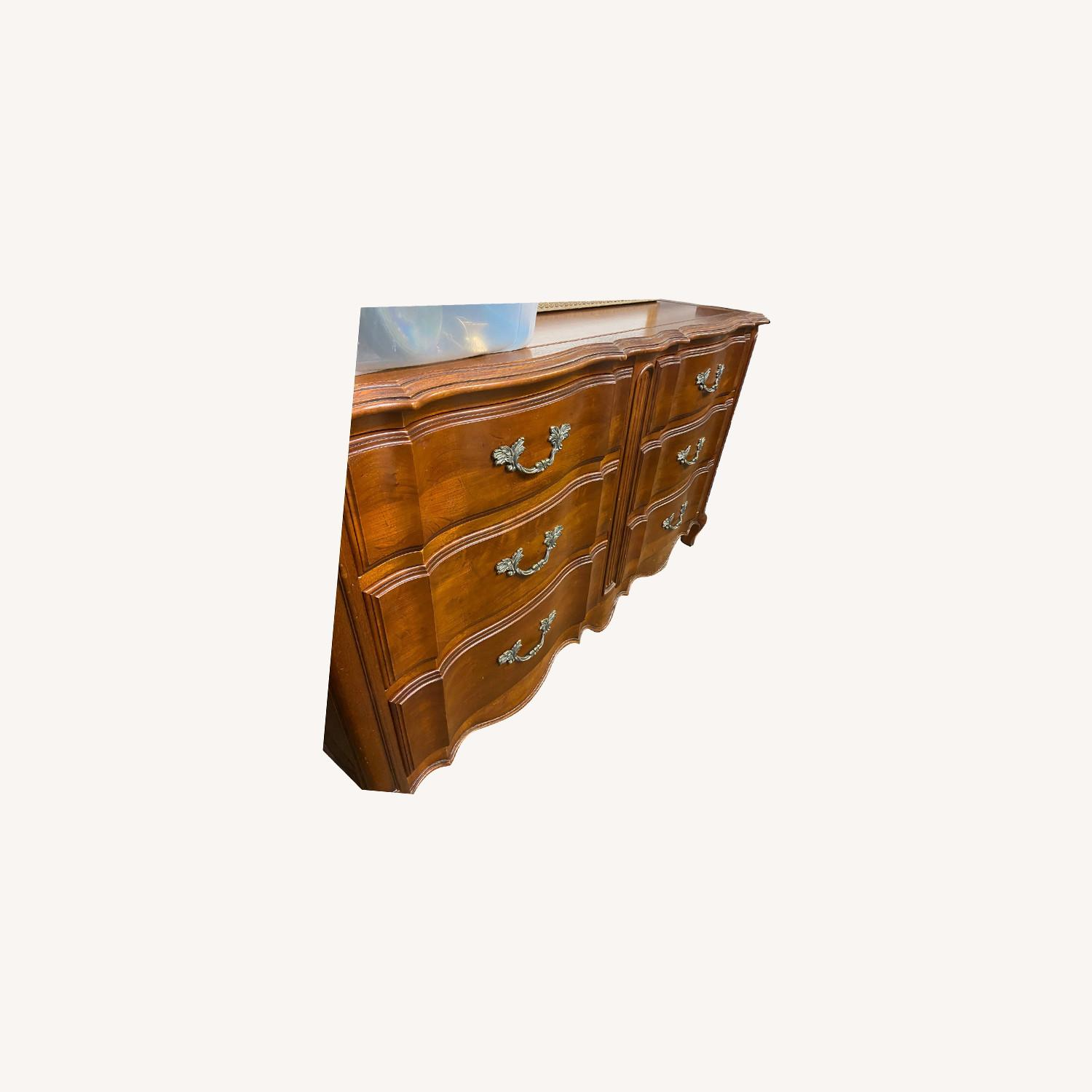 Hickory Chair Company Six Drawer Dresser - image-0