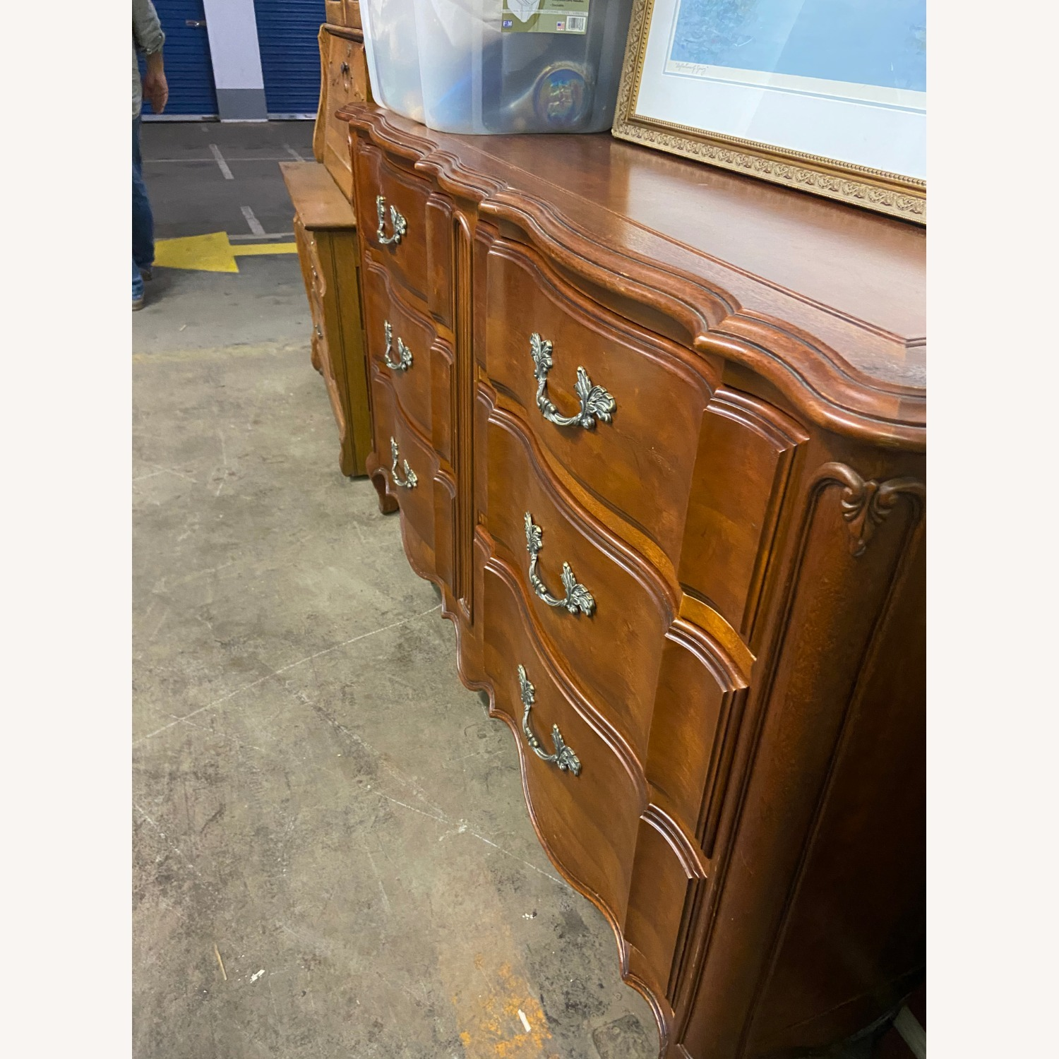 Hickory Chair Company Six Drawer Dresser - image-3