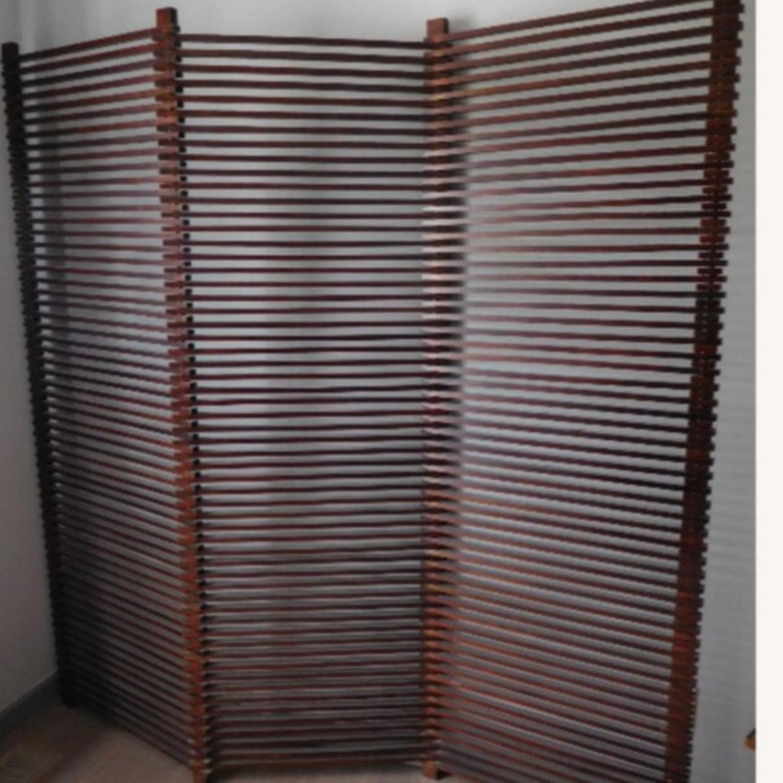 Crate & Barrel Room Divider - image-1