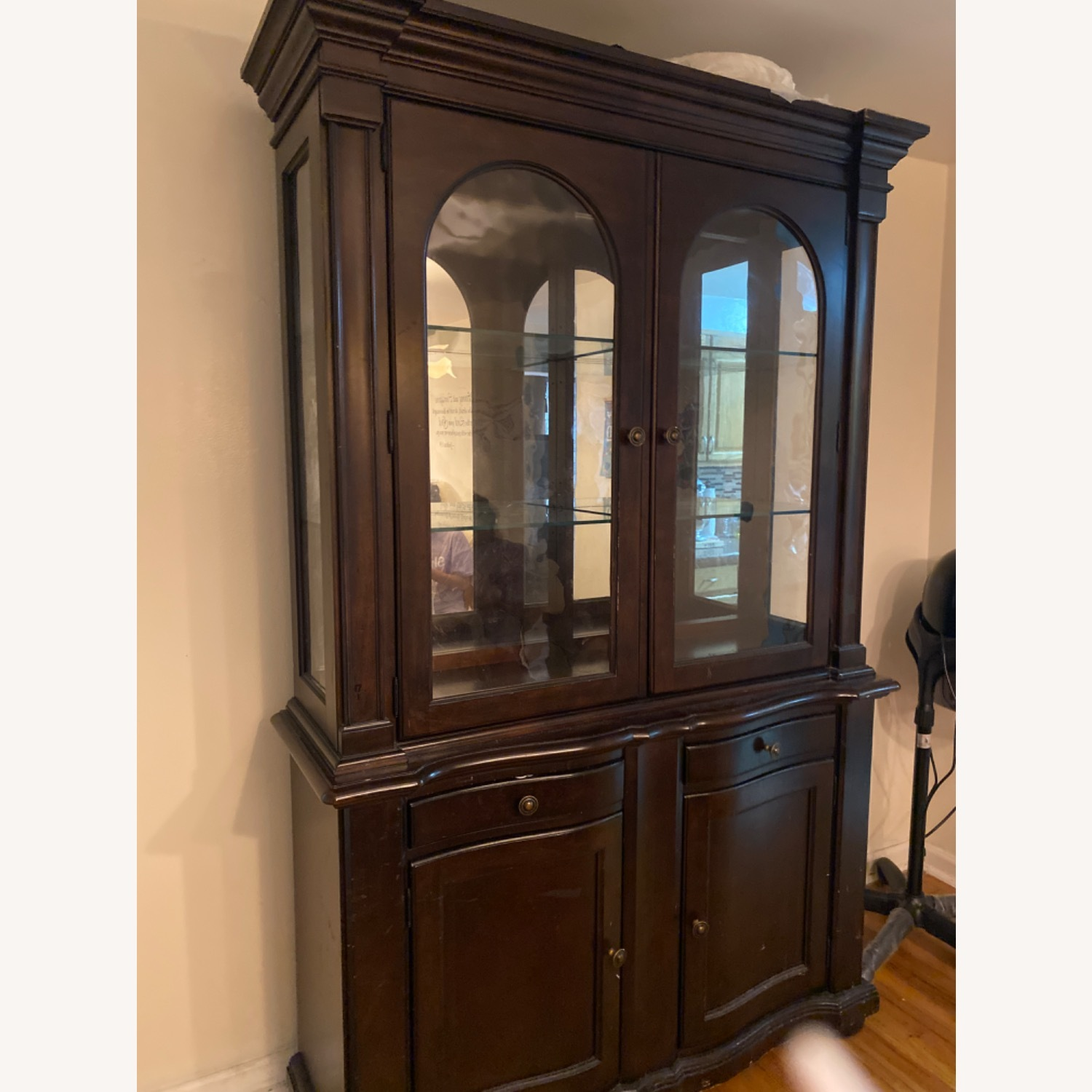 Bay View Furniture China Cabinet - image-2