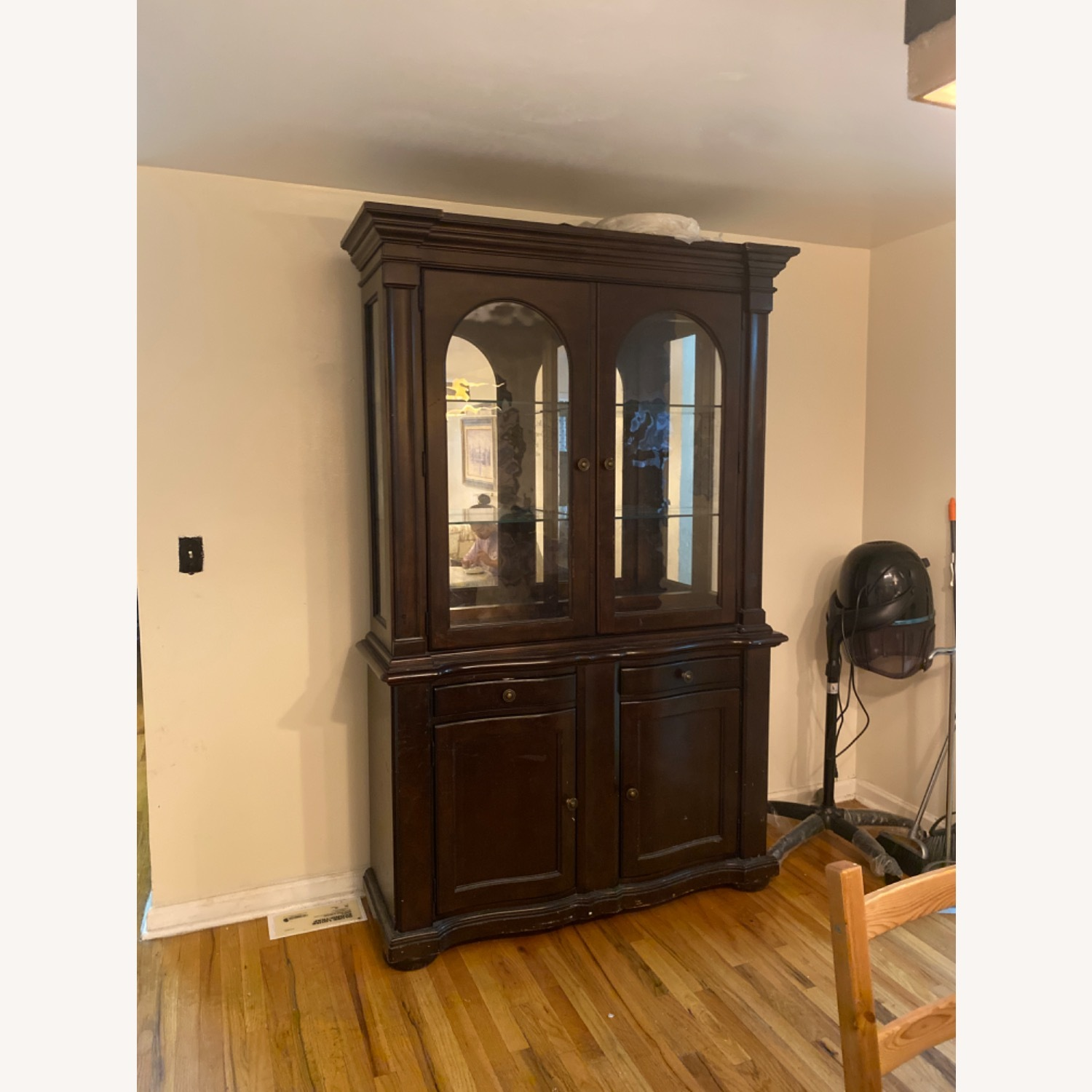 Bay View Furniture China Cabinet - image-1