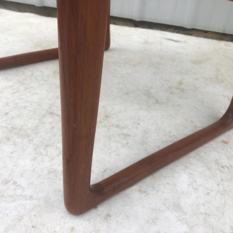 Set of Six Mid-Century Teak Dining Chairs - image-15