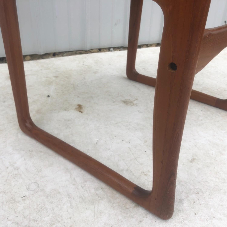Set of Six Mid-Century Teak Dining Chairs - image-16
