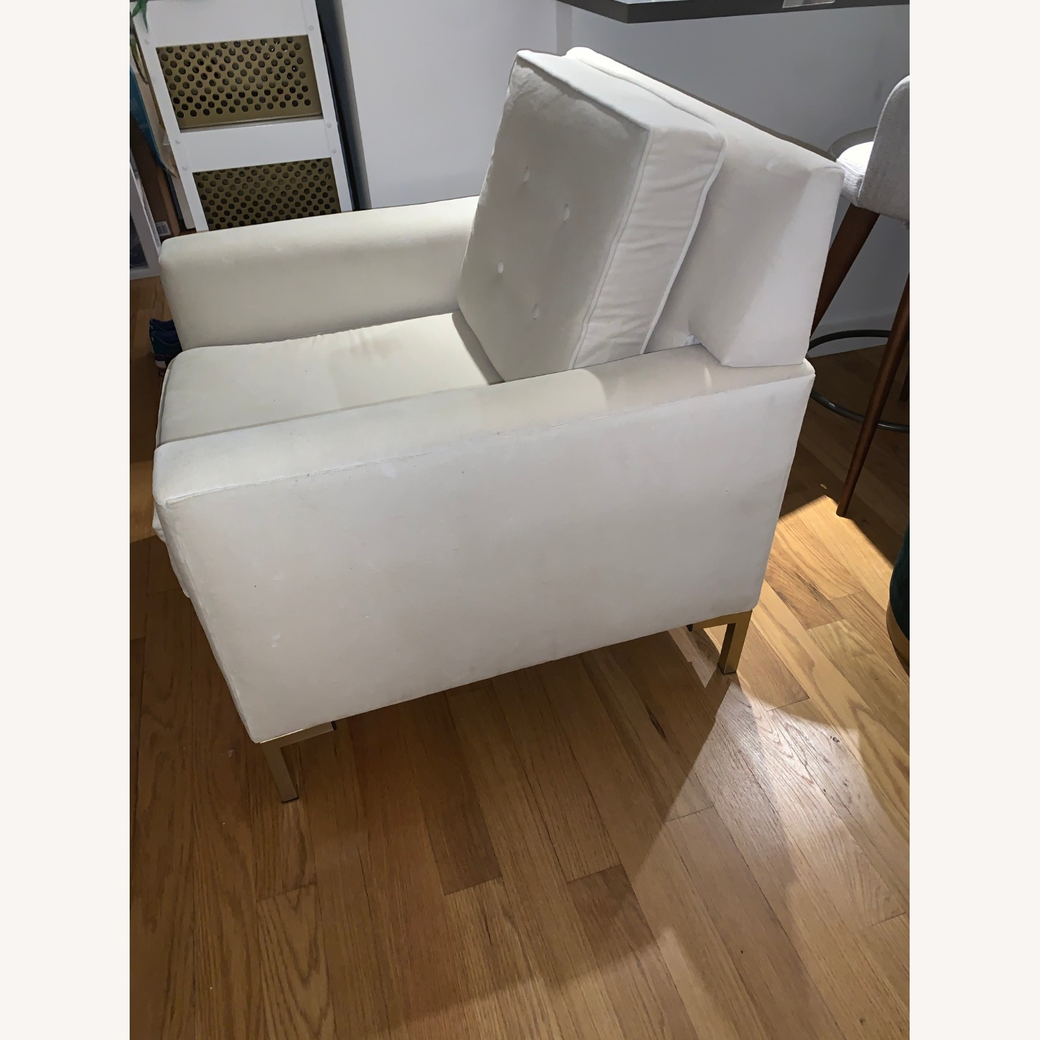 Cozy, Comfortable Armchair from Target - image-4