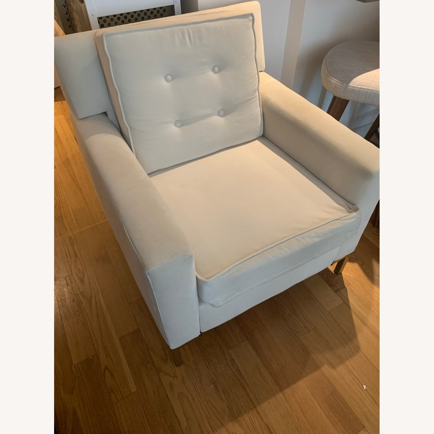 Cozy, Comfortable Armchair from Target - image-1