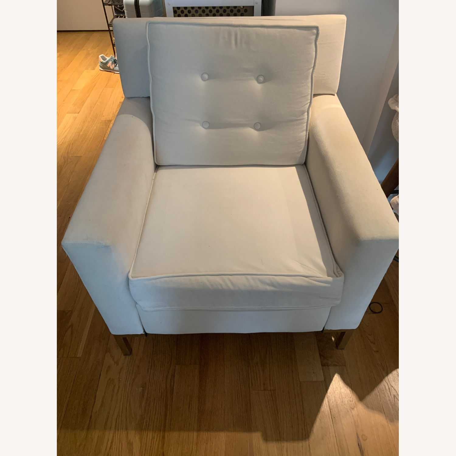 Cozy, Comfortable Armchair from Target - image-0