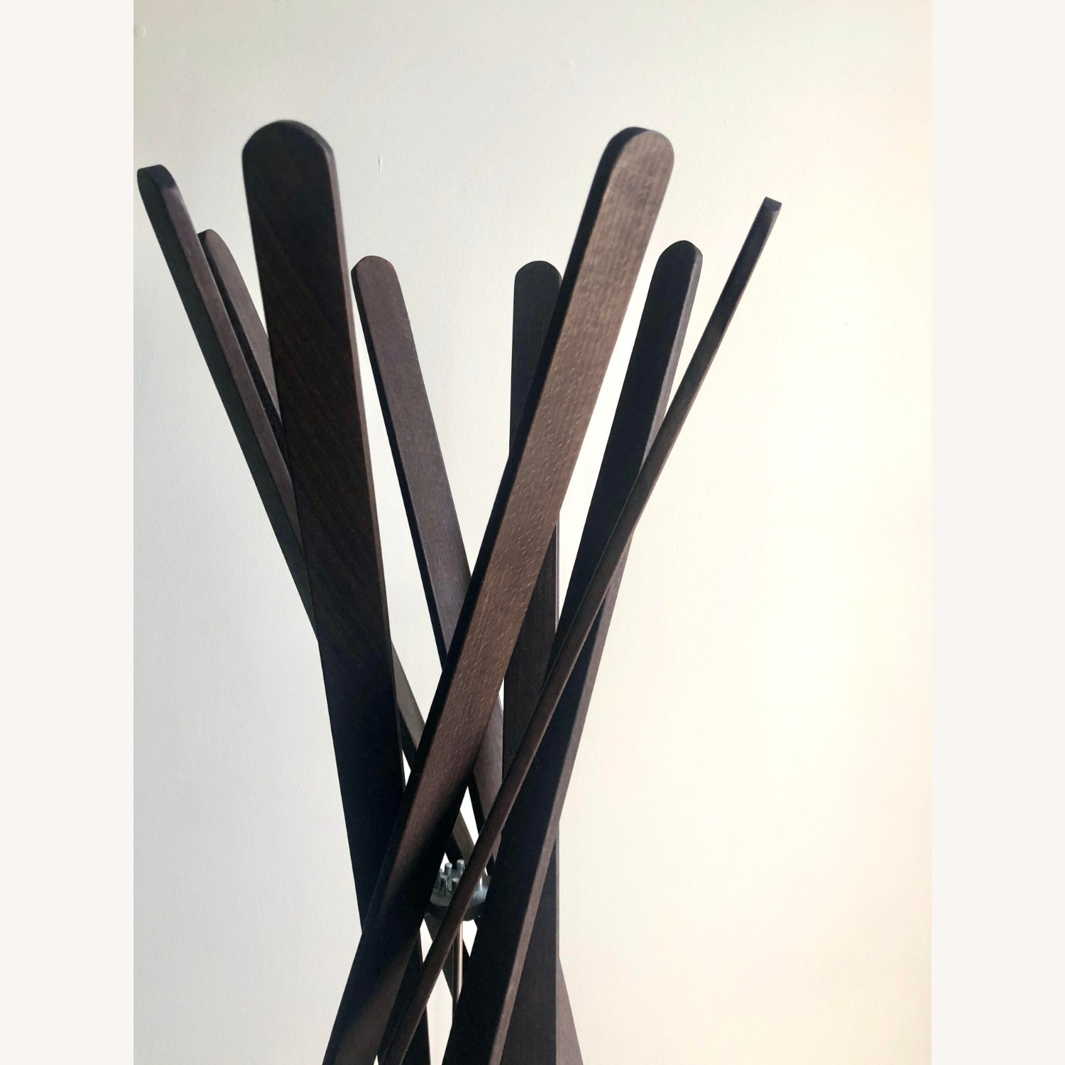 Design Within Reach Wood Coat Rack - image-2