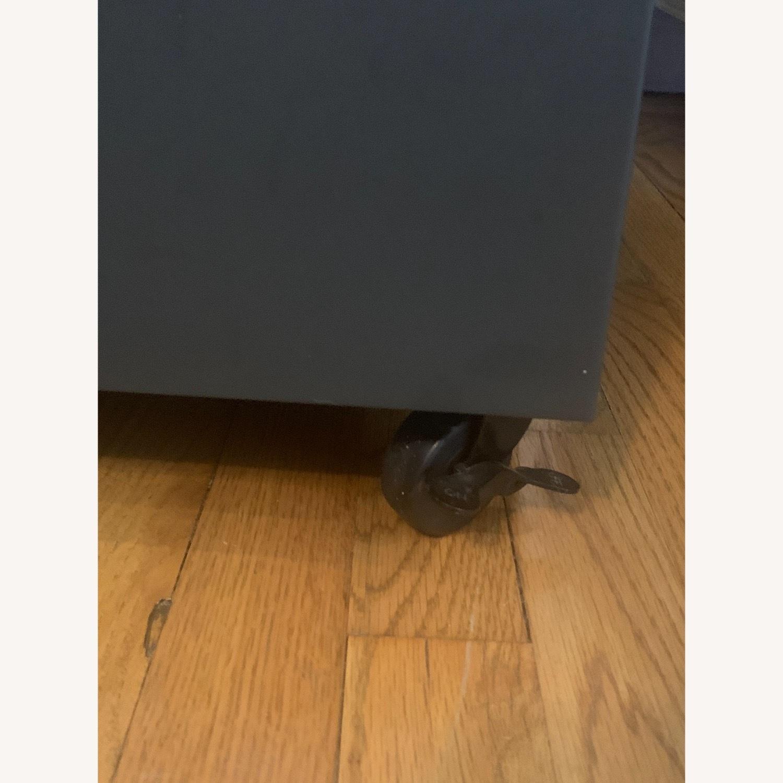 Crate & Barrel Filing Cabinet Desk Drawers - image-5
