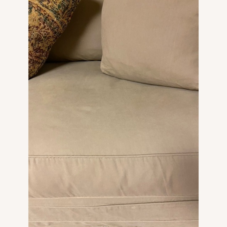 Paris Studio Down Sofa with Slip Covers - image-6