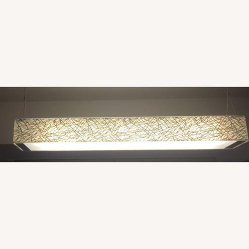 Used Leucos Block S100 Pendant Light for sale on AptDeco