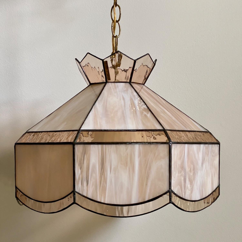 Vintage Pendant Light - image-0