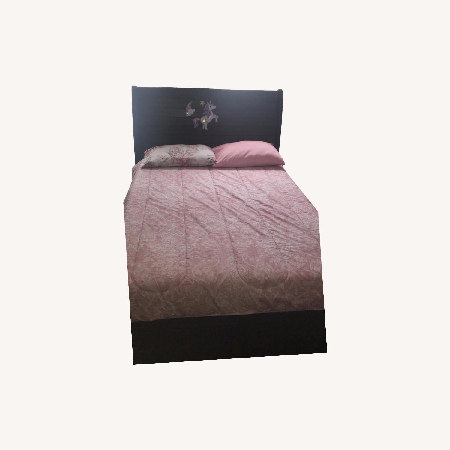Bob's Discount  Full size Bed - image-0