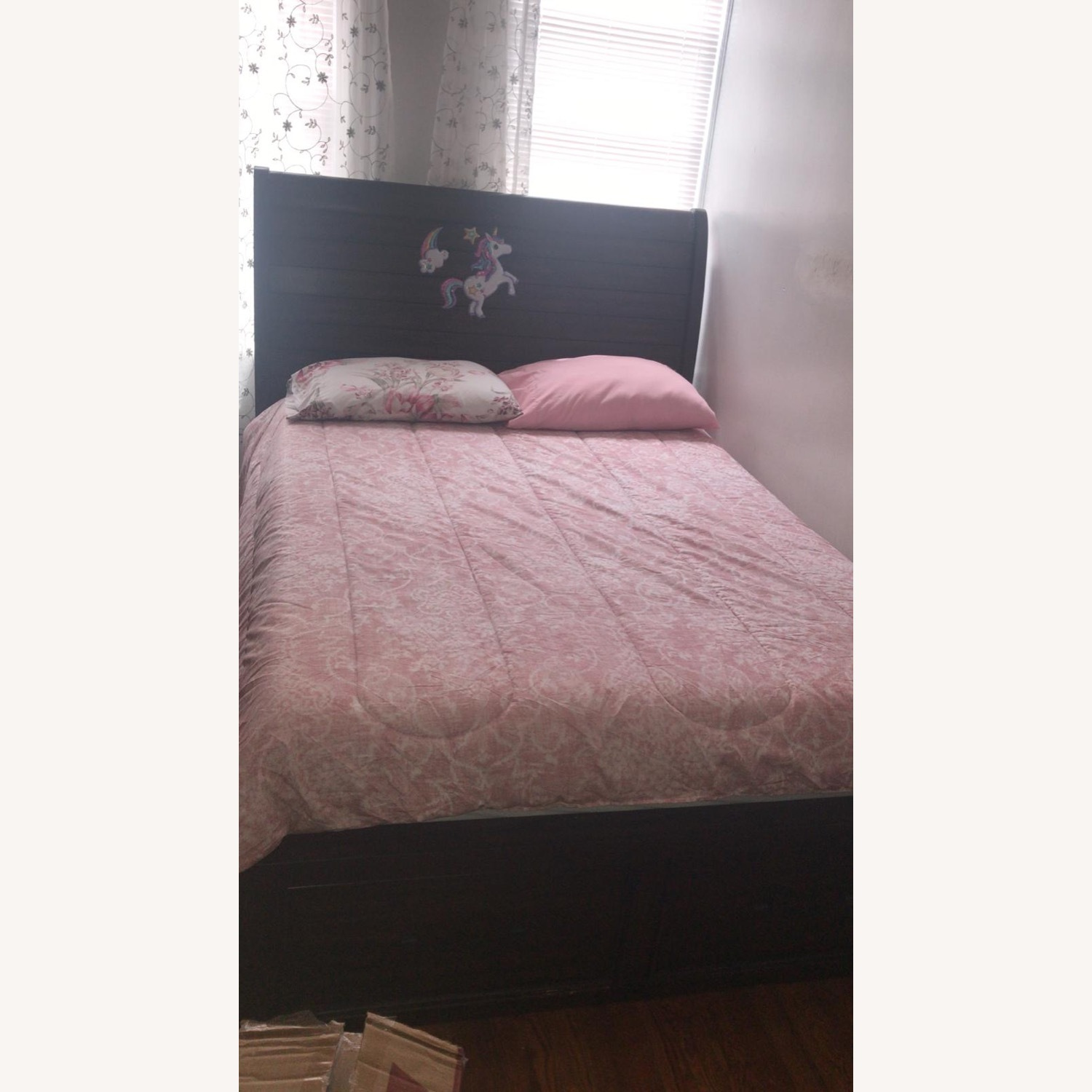 Bob's Discount  Full size Bed - image-2
