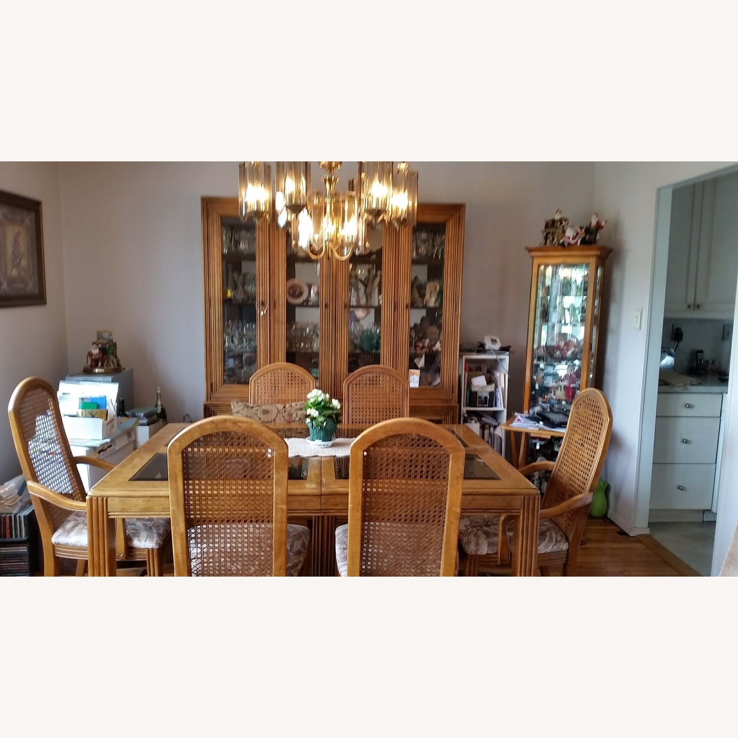 Italian Fruitwood Dining Table - image-2