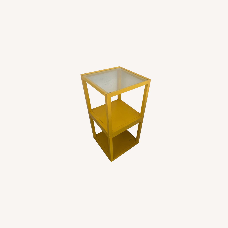 Crate & Barrel Cube - image-0