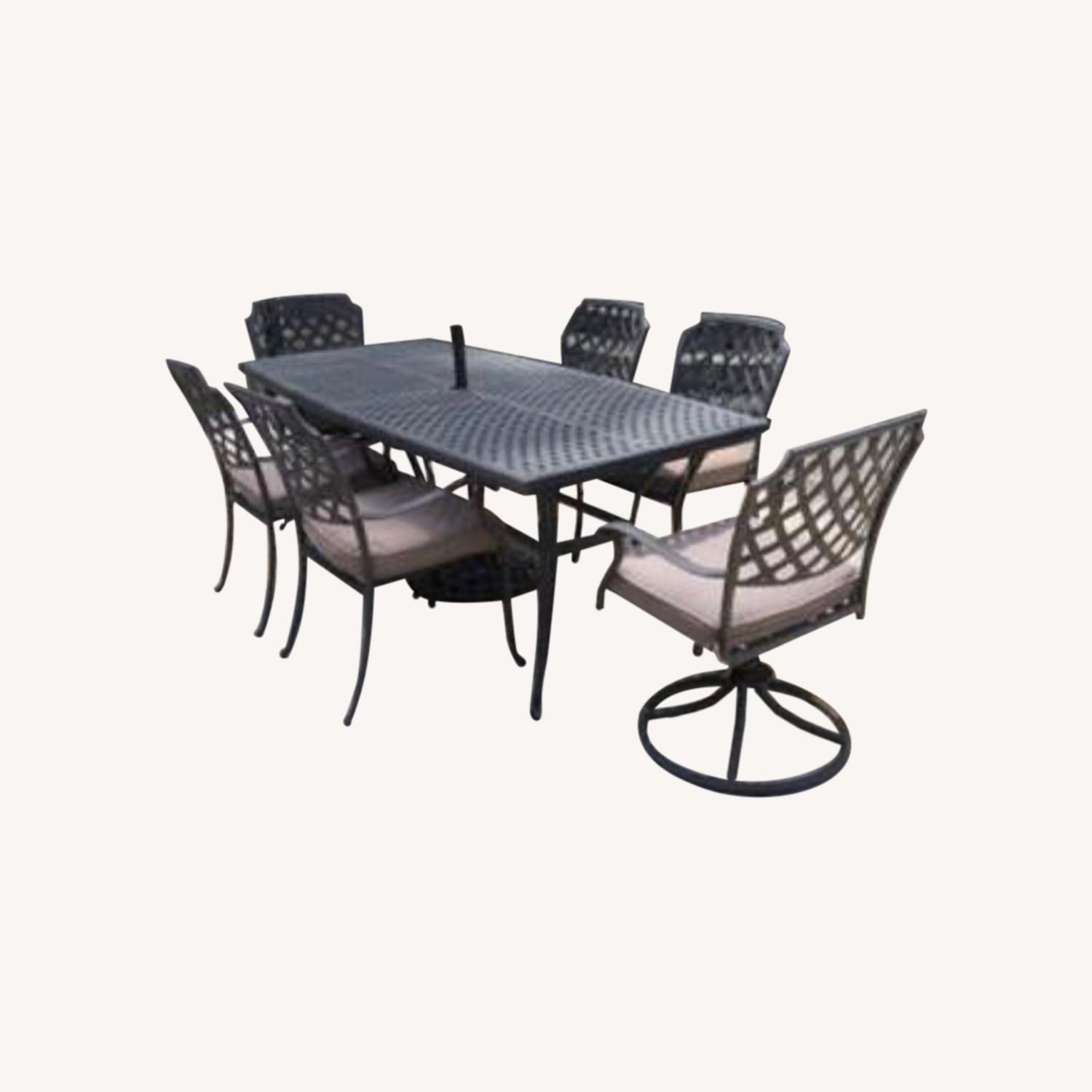 Fortunoff Outdoor Dining Set - image-0