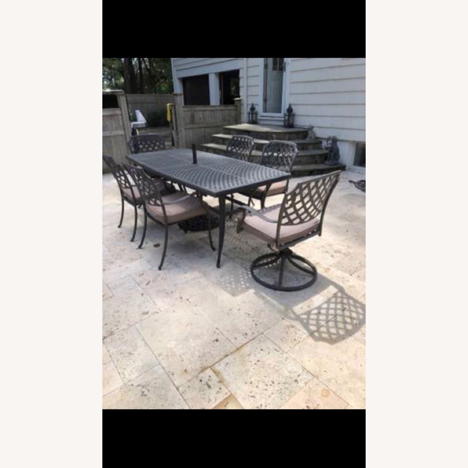 Fortunoff Outdoor Dining Set - image-1
