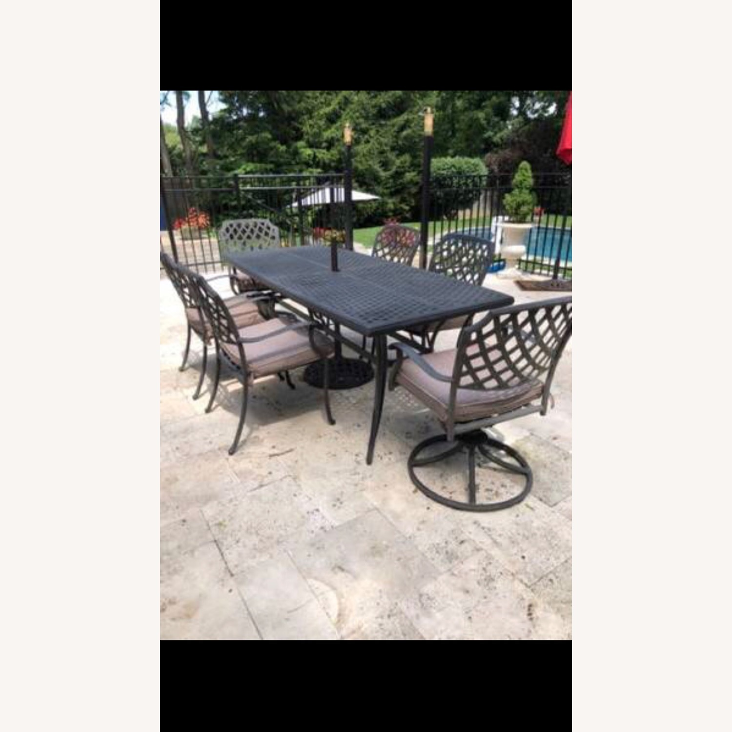 Fortunoff Outdoor Dining Set - image-3