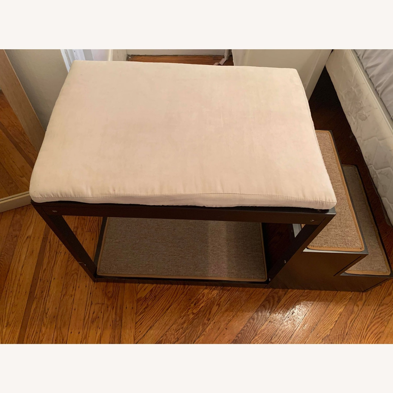 Wayfair Bunn Buddy Bunk Bed Sider 2 Step Pet Stair - image-3