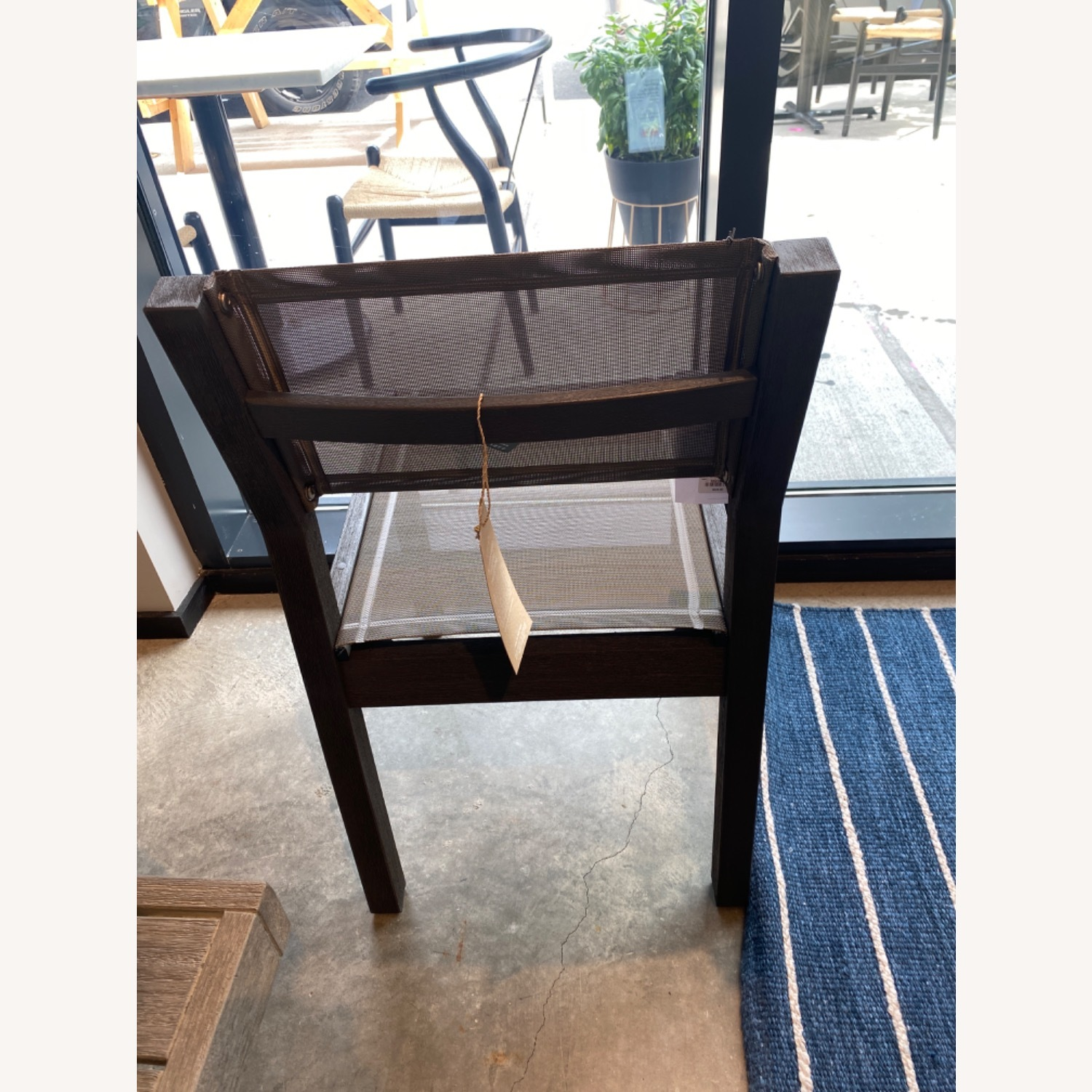 West Elm Portside Textiline Dining Chair - image-4