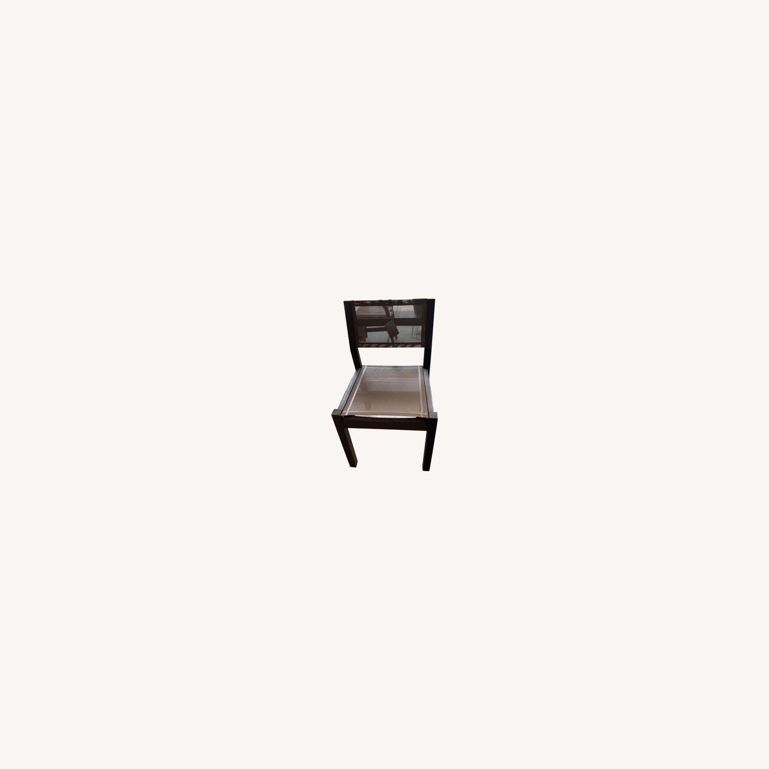 West Elm Portside Textiline Dining Chair - image-0